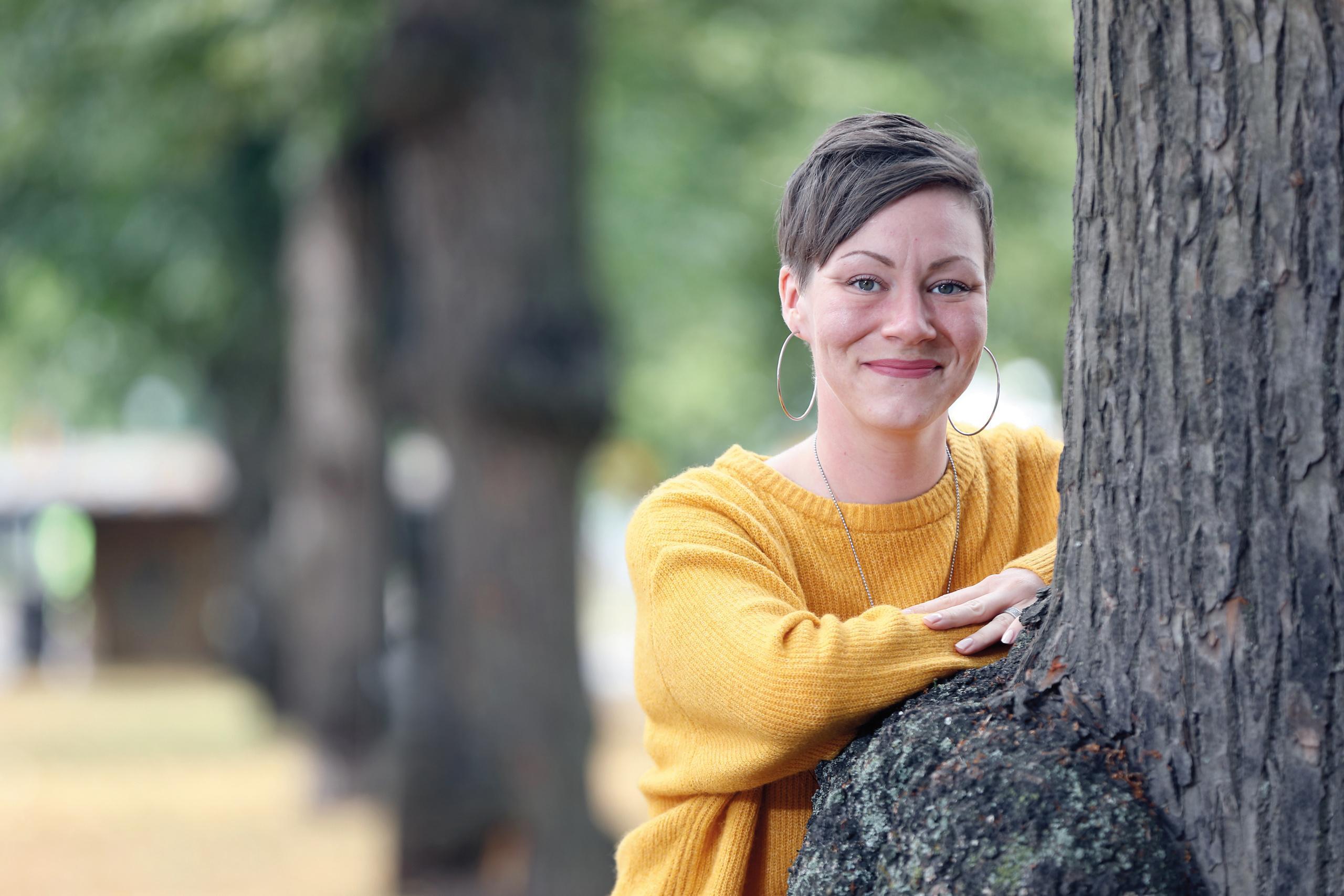 Jenna Mäkelä, kuva: Jussi Partanen