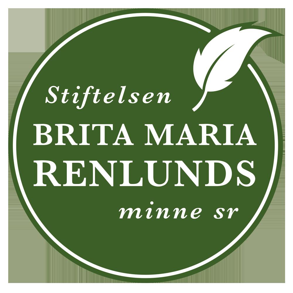 Stiftelsen Brita Maria Renlunds minne-logo