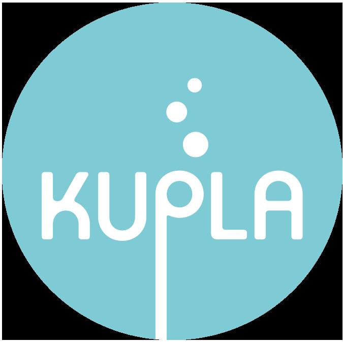 Kupla-hankkeen logo.